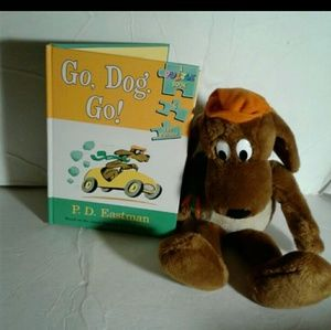 Other - Go dog go by dr.seuss